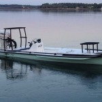 Technical Poling Skiff