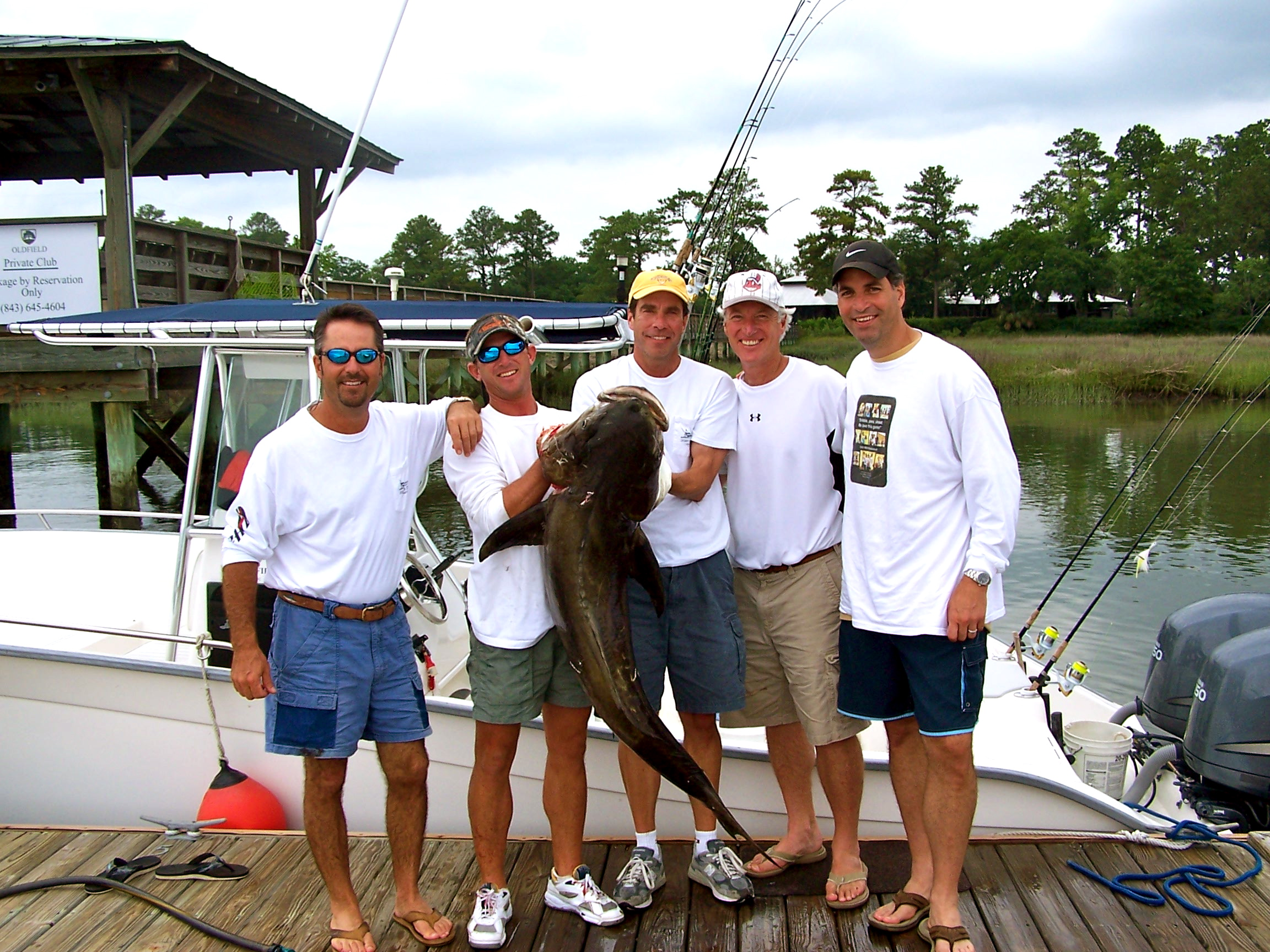 Coastal saltwater fishing guide for hilton head south for Fishing in hilton head