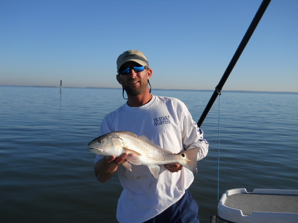 Hilton head fishing report redfish changing patterns for Charlie s fishing report