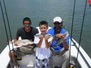 Hilton Head Redfish and Trout