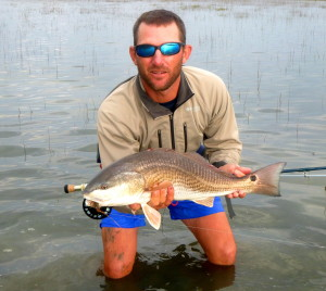 Hilton Head Wade Fishing