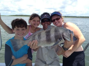Black Drum - Hilton Head Fishing Charters