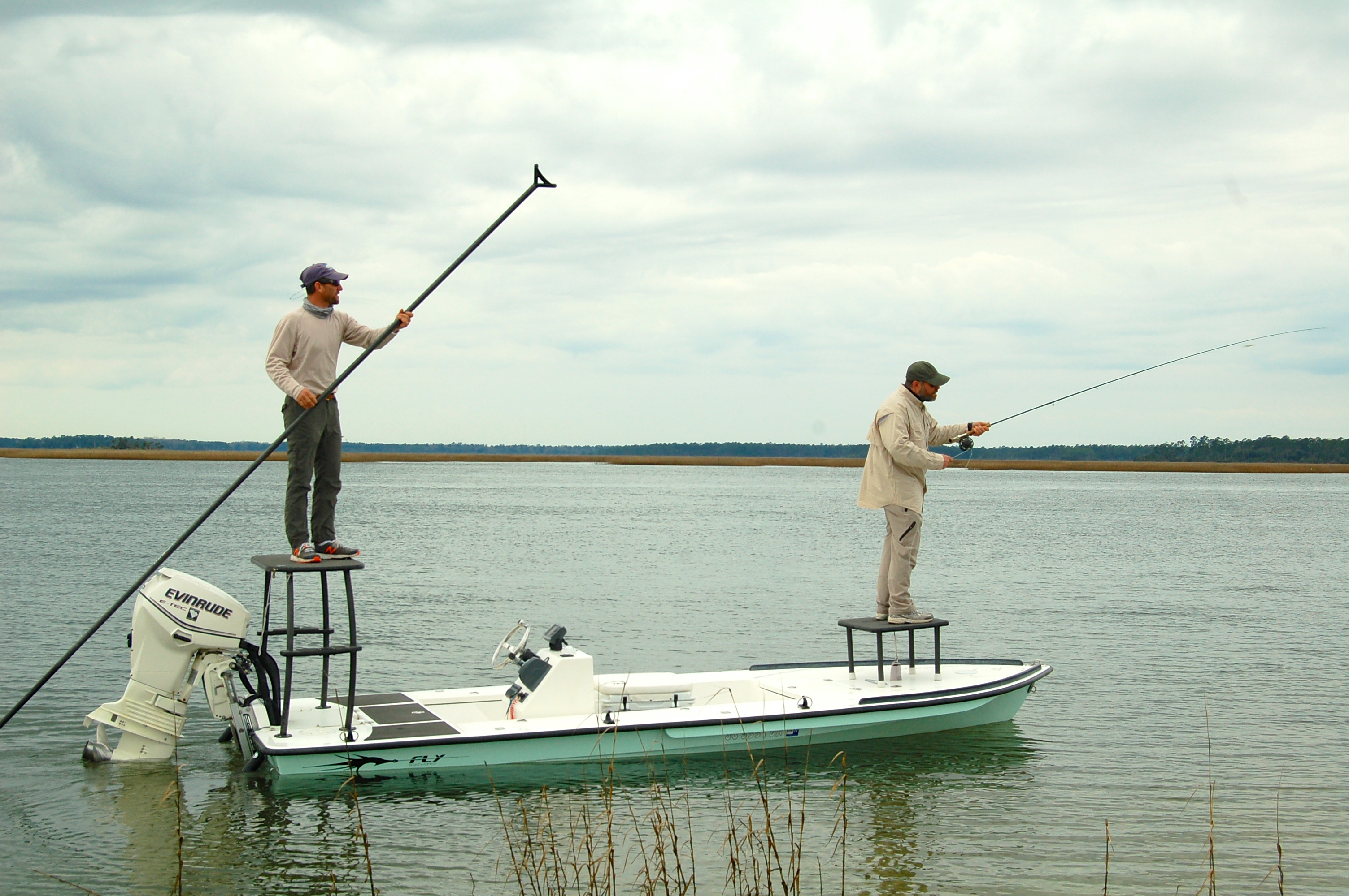 Hilton head fly fishing charters hilton head fly fishing for Salt water fly fishing