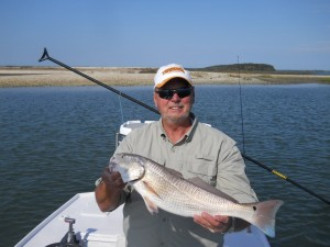 hilton head sight fishing charters - redfish