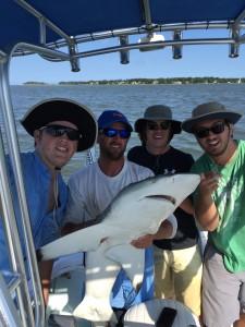 Shark Fishing in Hilton Head