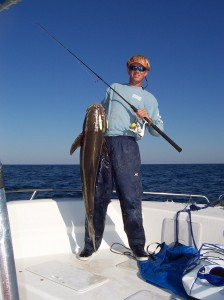 cobia on jig