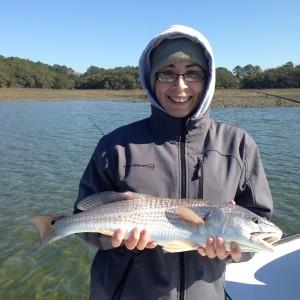 winter redfish