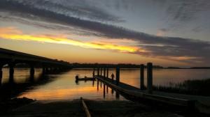 ramp sunrise