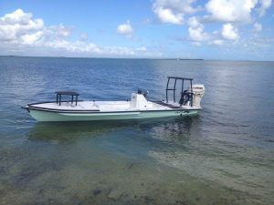 Hilton Head Flats Boat